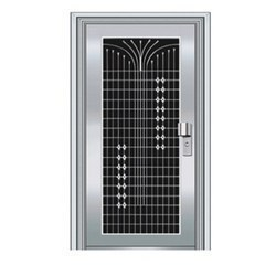 Steel Safety Door At Best Price In India