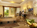 Alingan Suite Rooms (1 Room)