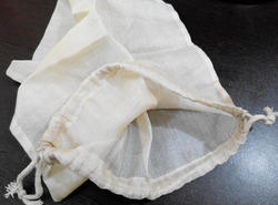 Tussar Silk Potli Bags