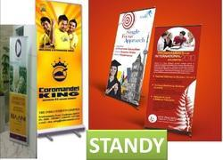 Advertising Standee