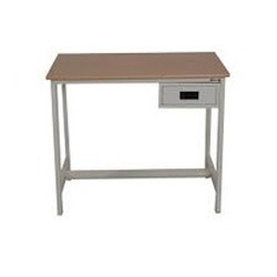Steel One Draw Table
