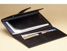 Cheque Book Holders