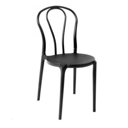 Cafe Plastic Chair