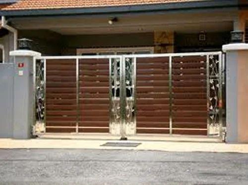 Main Gates And Doors Main Gates Manufacturer From Faridabad