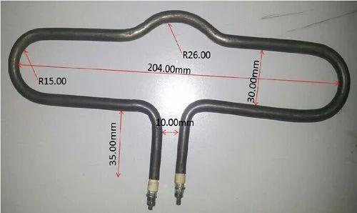 Manifold Heater Hot Runner Manifold Tubular Heater