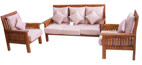 Teak Wooden Sofa Sets Home