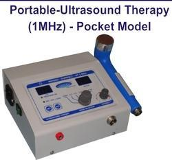 Portable-Ultrasound Therapy