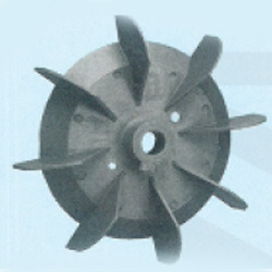 Plastic Fan Suitable For C.R.I 132 Frame Size
