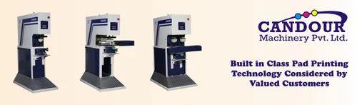 Pad Printing Machine - Two Color Pad Printing Machine Manufacturer