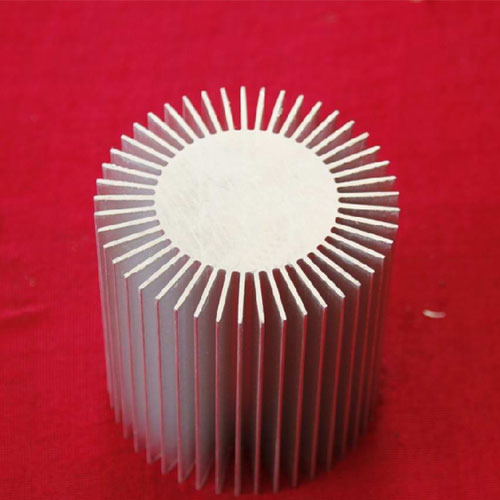 Aluminum LED Heat Sink Profile