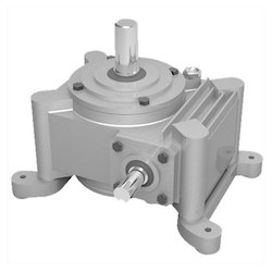 Adaptable Worm Gear Box