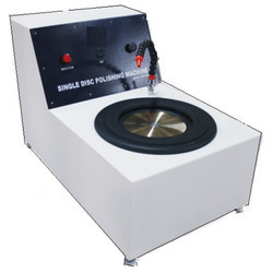 Single Disc Polishing Machine with Controller