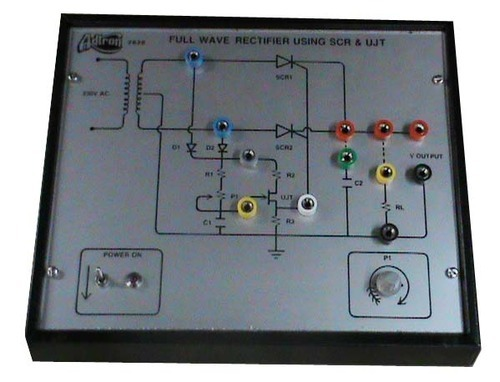 Electronic Devices And Circuits Lab Full Wave Rectifier With And