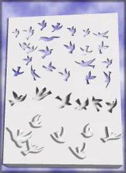 GRC Bird Panel Jali