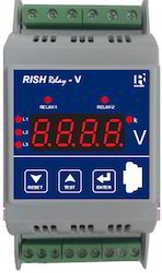 Naveen Udyog Voltage Relay, Voltage: 220v/50hz