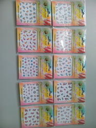 Nail Stickers N-101