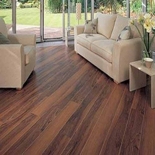 Price Of Laminate Flooring In India: 30 To 60 M PVC Wooden Flooring, Packaging Type: Roll, For