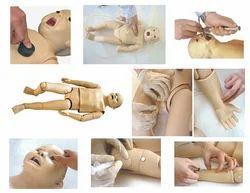 ACLS Neonatal Training Manikin Bepacls