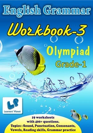 Grade-1-Olympiad-English-Grammar-Workbook-3 - My I- Book Store