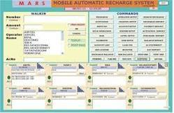 Automatic Mobile Recharge Software