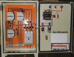 Star Delta Motor Control Panel At Rs 1000 No S Motor Protection Control Panel Vidhyut Control Motor Control Panels Atharva Motor Control Panels म टर न य त रण प नल Kaizen Electricals Ahmedabad Id 6944325755