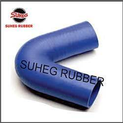 Moulded Silicone Hose
