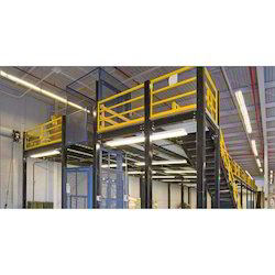 Column Based Mezzanine Floors