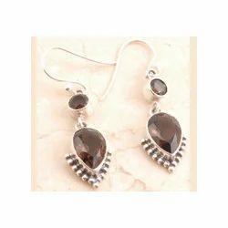 Marvelous Smoky Quartz Earrings