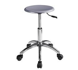 Wheel Lab Stool