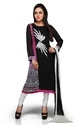 Party Wear Long Pakistani Style Kurti with Embroidered