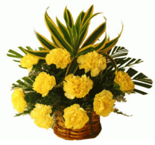 Floral designers service provider of yellow flower bouquet product image read more yellow flower bouquet mightylinksfo