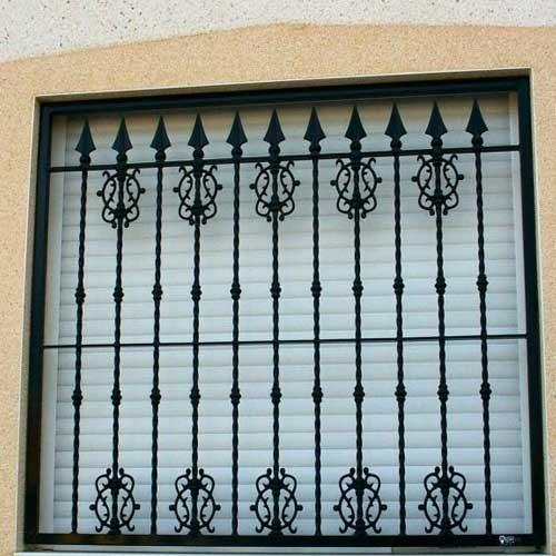 Window Grills At Rs 140 /square Feet