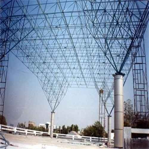 Space Frame Structure At Rs 140 Per Square Feet