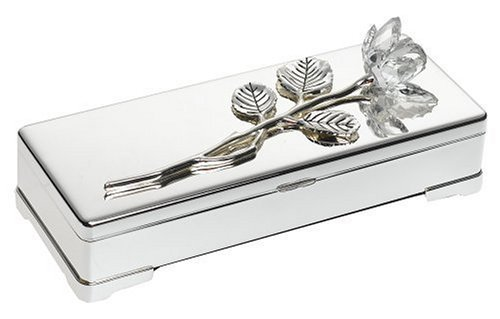 Silver Plated Jewelry Box at Rs 1500 piece Silver Jewelry Box