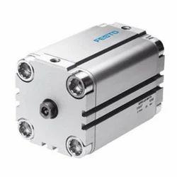 Festo Pneumatic Compact Cylinder AEVU-80-25-P-A