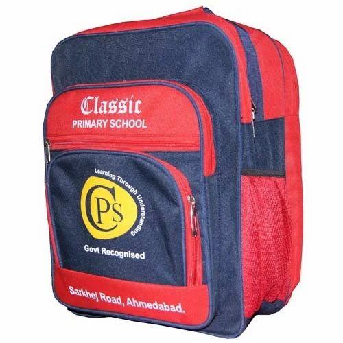 School Bags - Kids School Bag, Girls school backpack_ Manufacturer from Ahmedabad