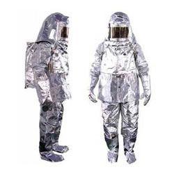 c6019fcb519 Aluminum Fire Proximity Suits