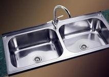 Stainless Steel Kitchen Sink - Double Bowl Sinks Manufacturer from ...