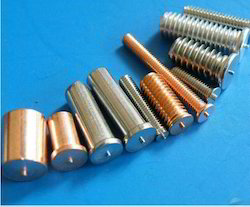 Iso Copper / Ss CD Weld Studs, Grade: High, Size: M2 To M12
