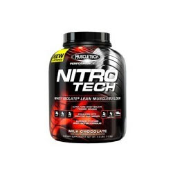 MuscleTech NitroTech Performance Series, Milk Chocolate 4 lb