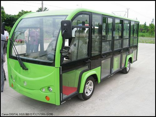 Battery Operated Vehicle - Electric Shuttle Bus Manufacturer