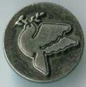 Metal Logo Buttons