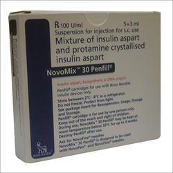 Novomix 30 Penfill, Prescription, Treatment: Diabetes Mellitus
