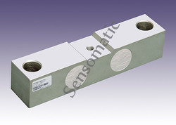 Double Ended Shear Beam Load Cell for On-Board Weighing