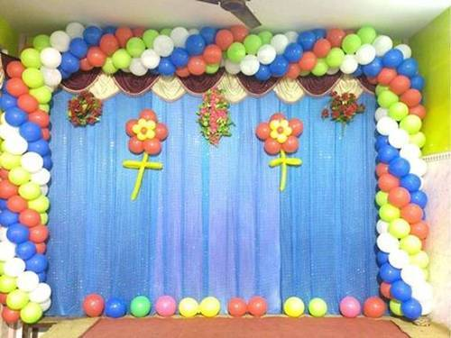Birthday balloon decoration in guwahati ulubari chariali by m birthday balloon decoration junglespirit Choice Image