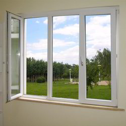 Modular UPVC Window
