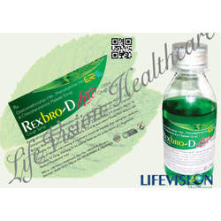 Dextromethorphan HBR Phenylephrine HCL ER Syrup