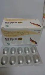 Mecobalamin 1500mcg   Alpha Lipoic Acid 100mg Pyridoxine 3mg Folic Acid 1.5mg Thiamine 10mg