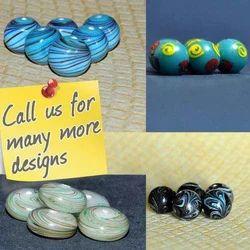 Glass Bead Artifacts
