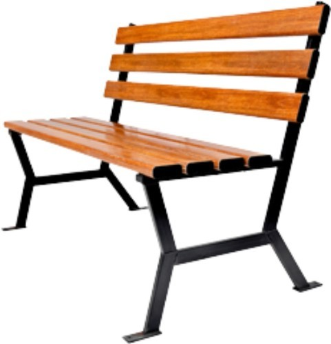 Stainless Steel Brown Black Outdoor Bench Bch 10 Size Size 4 X